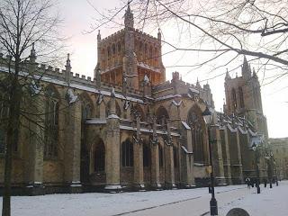 bristol catedral