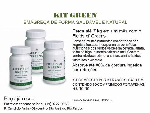 kit green 2