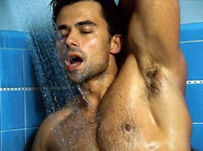 chuveiro homens
